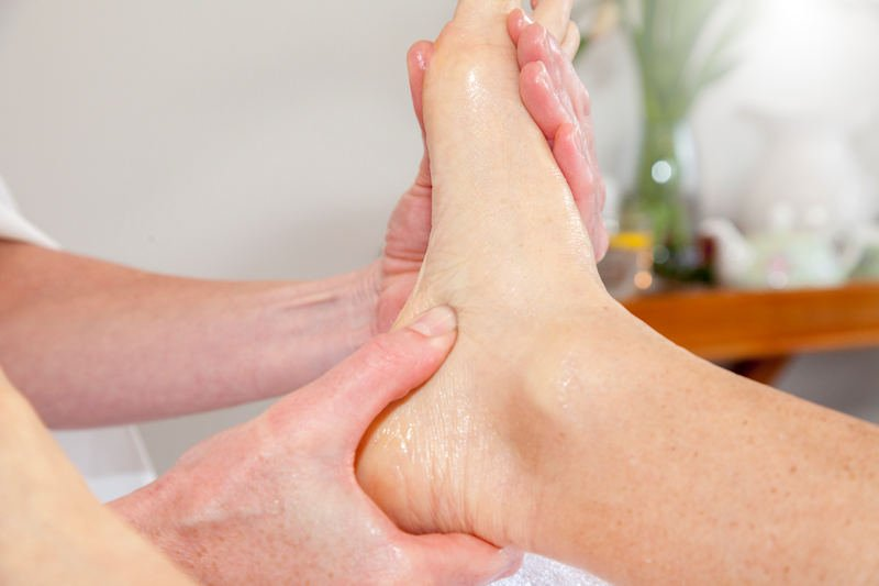 Reflexology at Bien-etre Beauty Therapy Reflexology